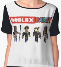 Roblox Party Chiffon Top
