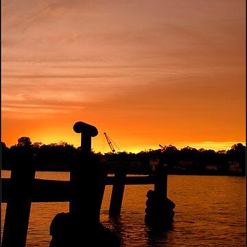 Orange Coloured Sky by simmonetta