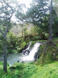 Magical waterfalls by TeeAy