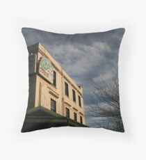 Willy Tavern Throw Pillow
