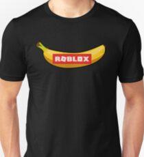Roblox Banana Unisex T-Shirt