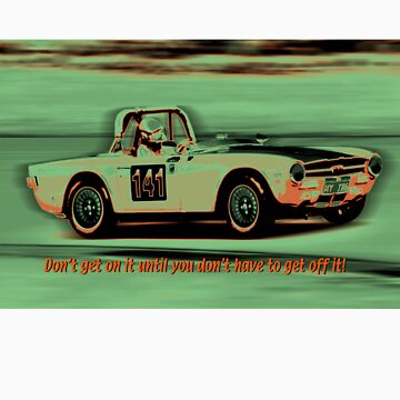 Triumph TR6 by BUWP