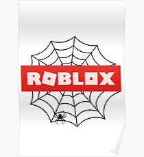 Roblox Spider Poster