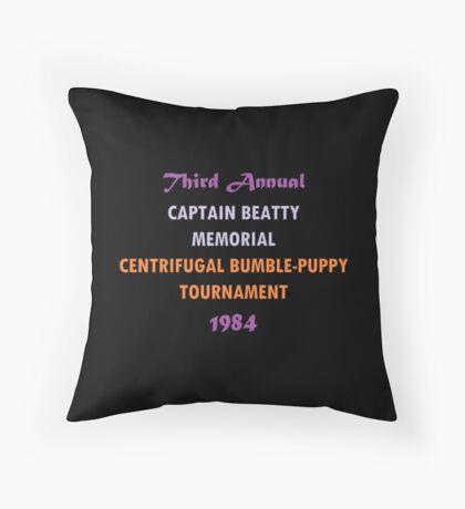 Huxburywell:  Beatty Burned Bright Throw Pillow