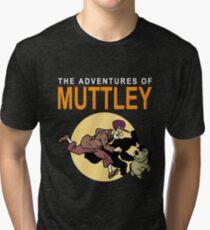 TINTIN MUTTLEY Tri-blend T-Shirt