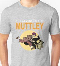 TINTIN MUTTLEY Unisex T-Shirt