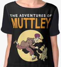 TINTIN MUTTLEY Chiffon Top