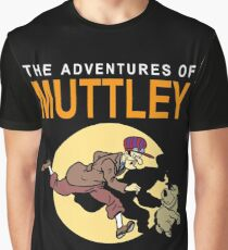 TINTIN MUTTLEY Graphic T-Shirt