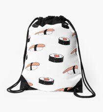 Sushi-Muster Rucksackbeutel