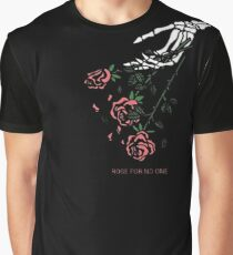 Rose for no one Graphic T-Shirt