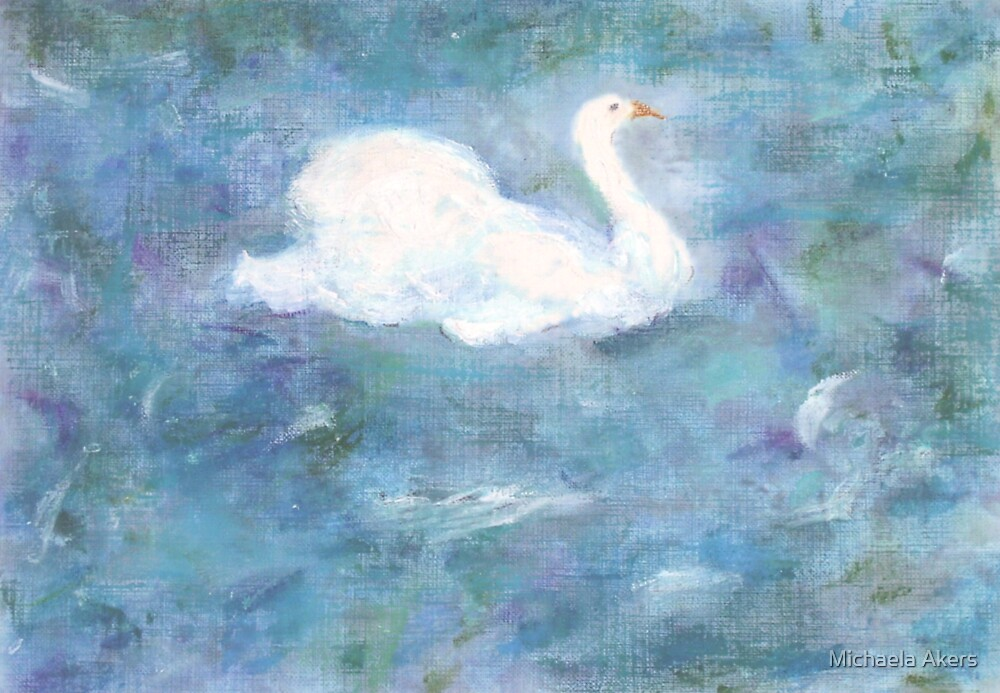 Swan Lake by Michaela Akers