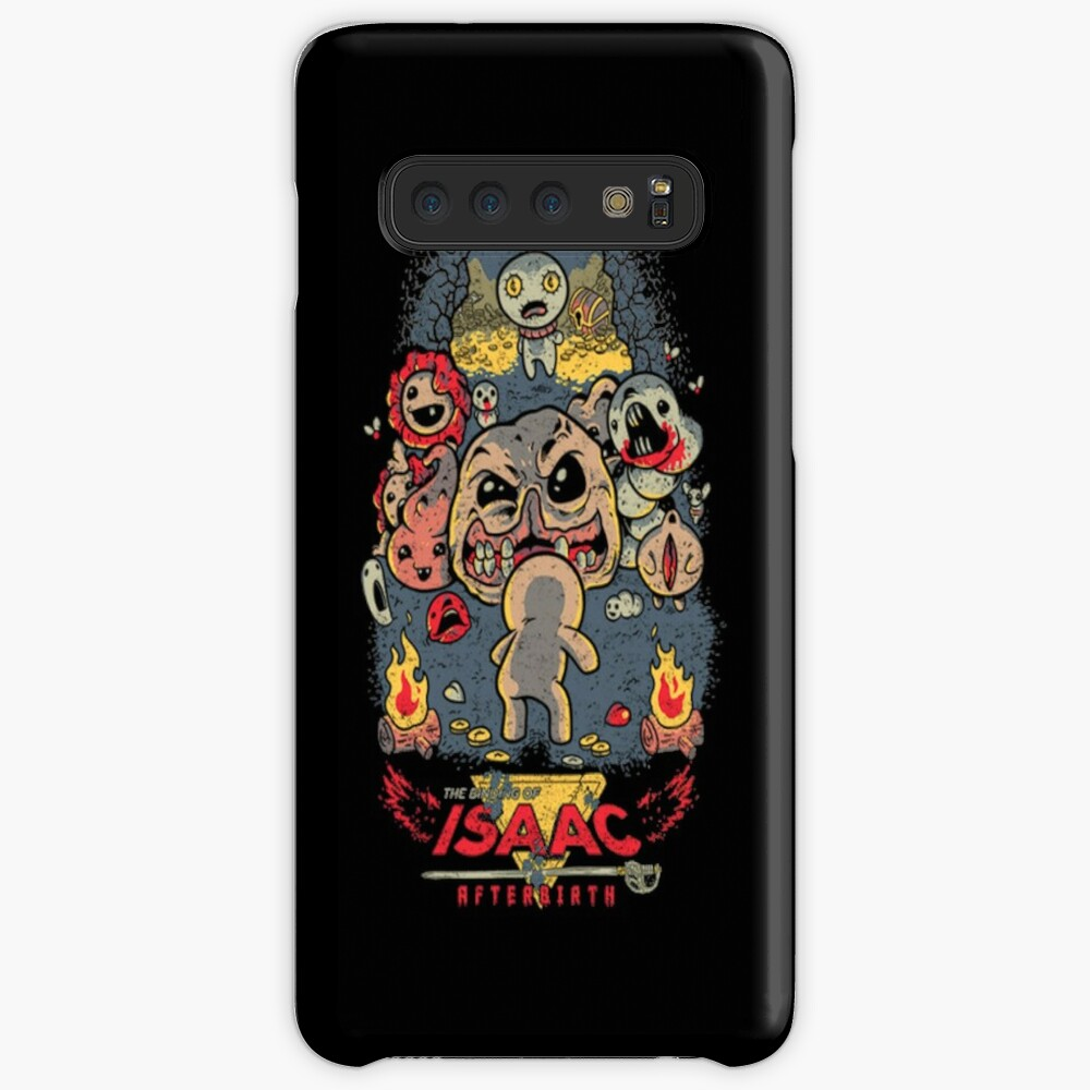the binding of isaac Case & Skin for Samsung Galaxy