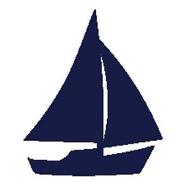 Velero (azul) de cjackvony