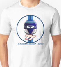 VALTTERI BOTTAS_2014_HELMET_Abu Dhabi Unisex T-Shirt