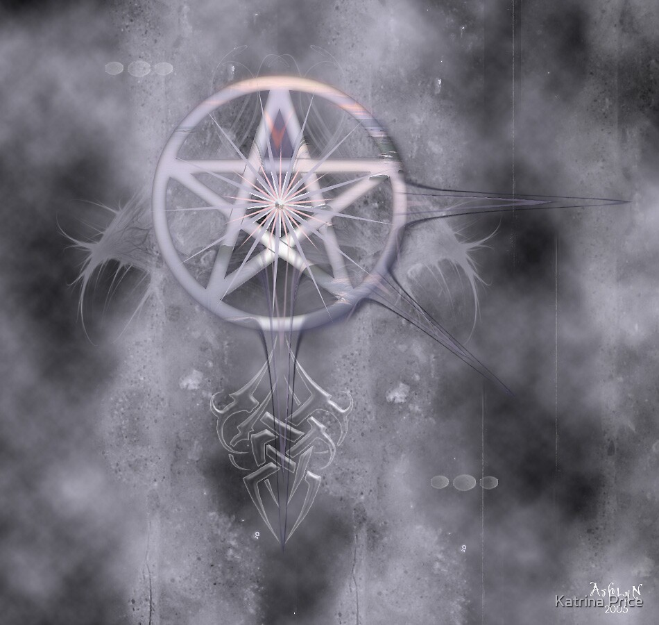 Pentacle by Katrina Price