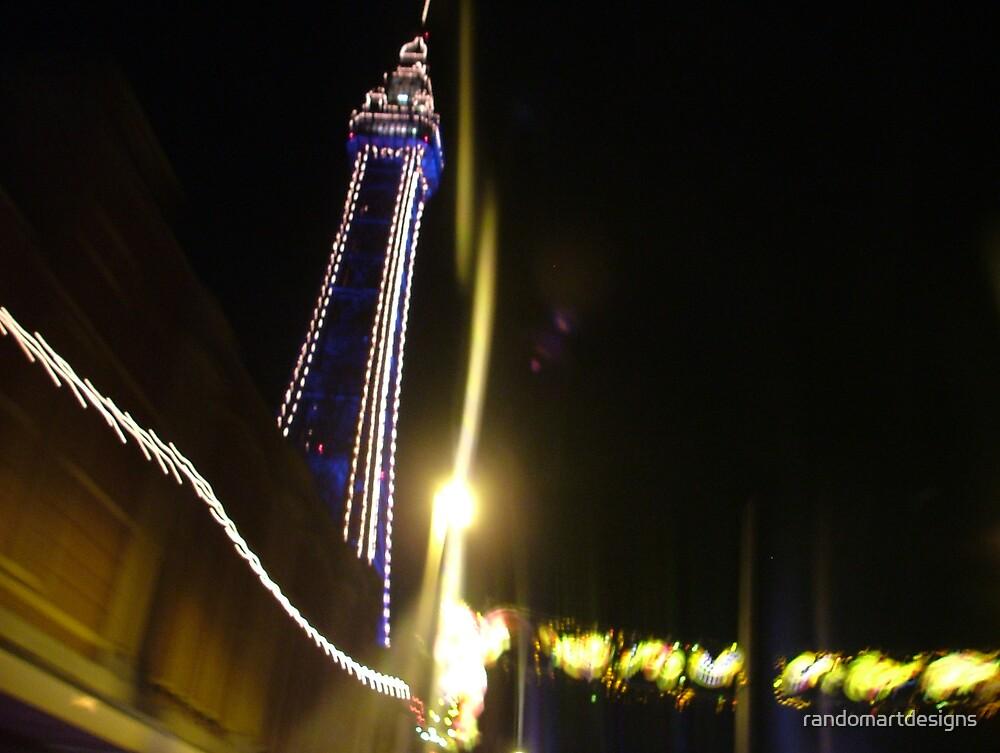 Blackpool 4 by randomartdesigns