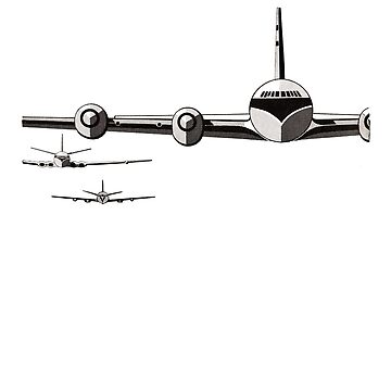 Vintage/Retro Plane/Aviation Art by gshapley