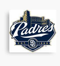 San Diego Padres - stadium Canvas Print