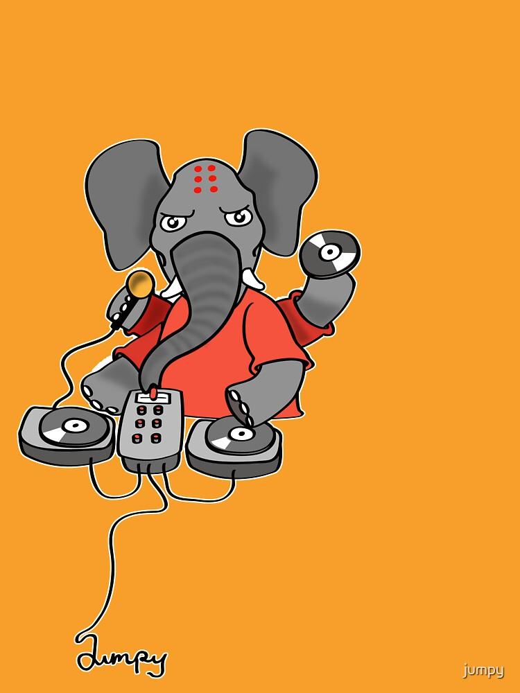 DJ Endangered - Bubblerock! by jumpy