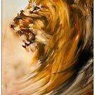Inner strength  by Byron  Tik