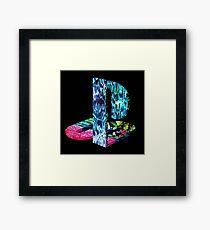 Playstation Fiji Framed Print