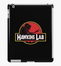 HAWKINS LAB iPad Case/Skin