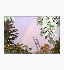 I Wanted to Paint You A Rainbow Photographic Print