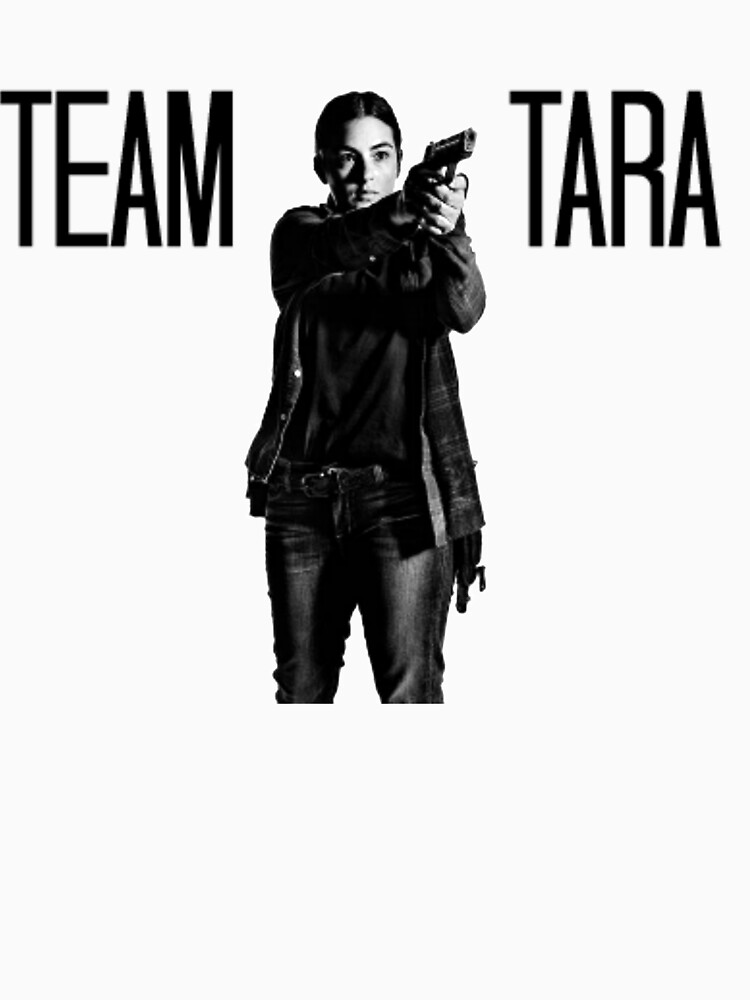 Team Tara- The Walking Dead by racheld31