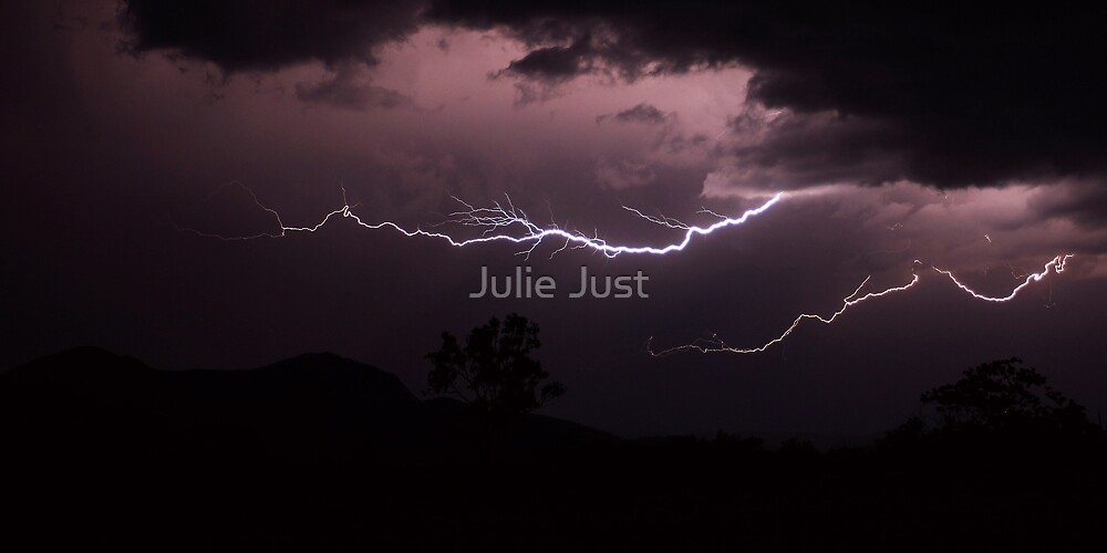 Light crawlers by Julie Just