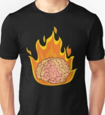 burning brain T-Shirt