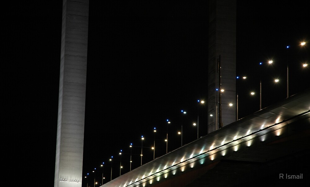 Bolte Bridge by nite by Rini Ismail