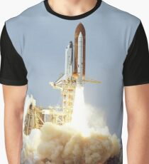 Rocket Launch Graphic T-Shirt