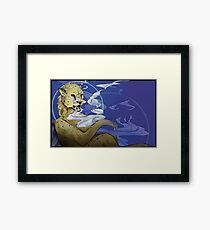 Sip the Sweet Air (The Art of Onyx) Framed Print