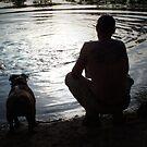 Mans Best Friend by froggz007
