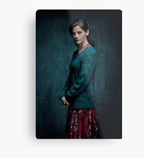Molly Hooper Metal Print
