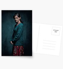 Molly Hooper Postcards
