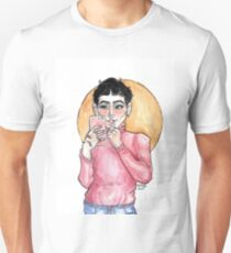 mitch grassi - watercolor painting Unisex T-Shirt