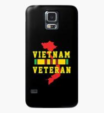 Funda/vinilo para Samsung Galaxy Veterano de Vietnam