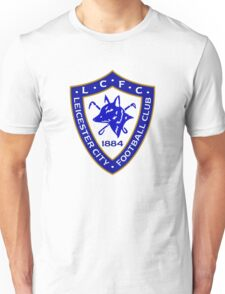 LCFC - LEICESTER CITY FOOTBALL CLUB Unisex T-Shirt