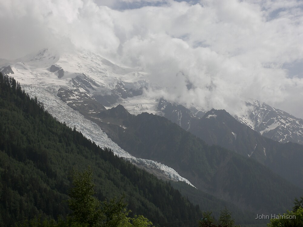 Clouds, Trees & Ice by John Harrison