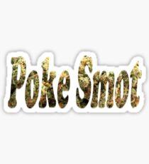 Poke Smot Sticker