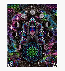 Astral Rafiki  Photographic Print