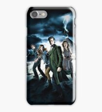 Doctor Who Cast - Season 6 iPhone Case/Skin