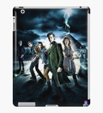 Doctor Who Cast - Season 6 iPad Case/Skin