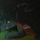 toothless by lula-moon