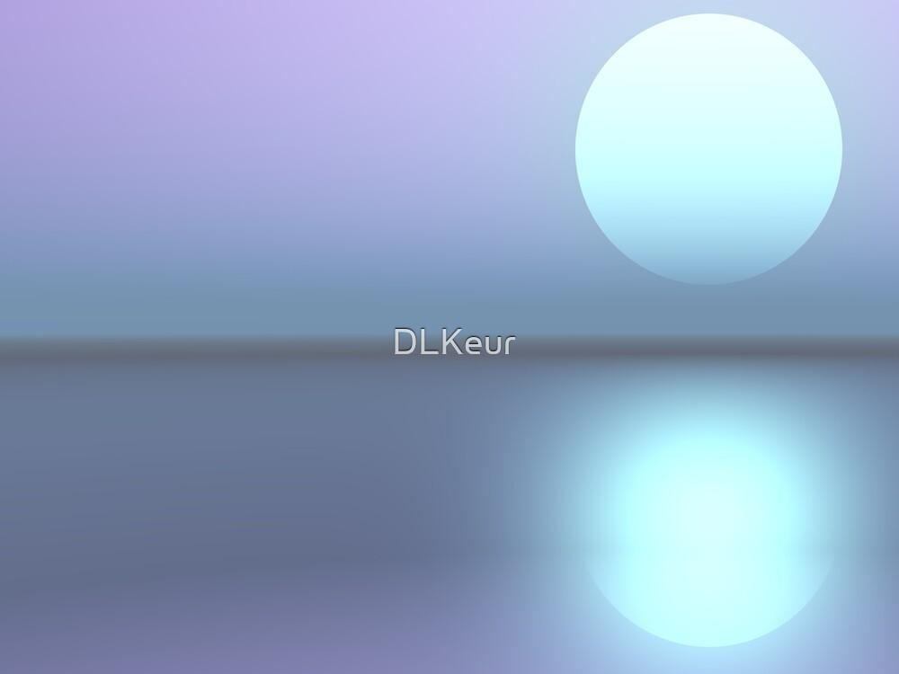 Sunrise in the Morning Mist 2 by DLKeur
