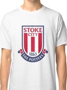 STOKE CITY 1863 - THE POTTERS Classic T-Shirt
