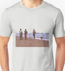 Four walkers Unisex T-Shirt
