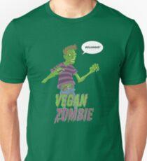 Vegan Zombie Unisex T-Shirt