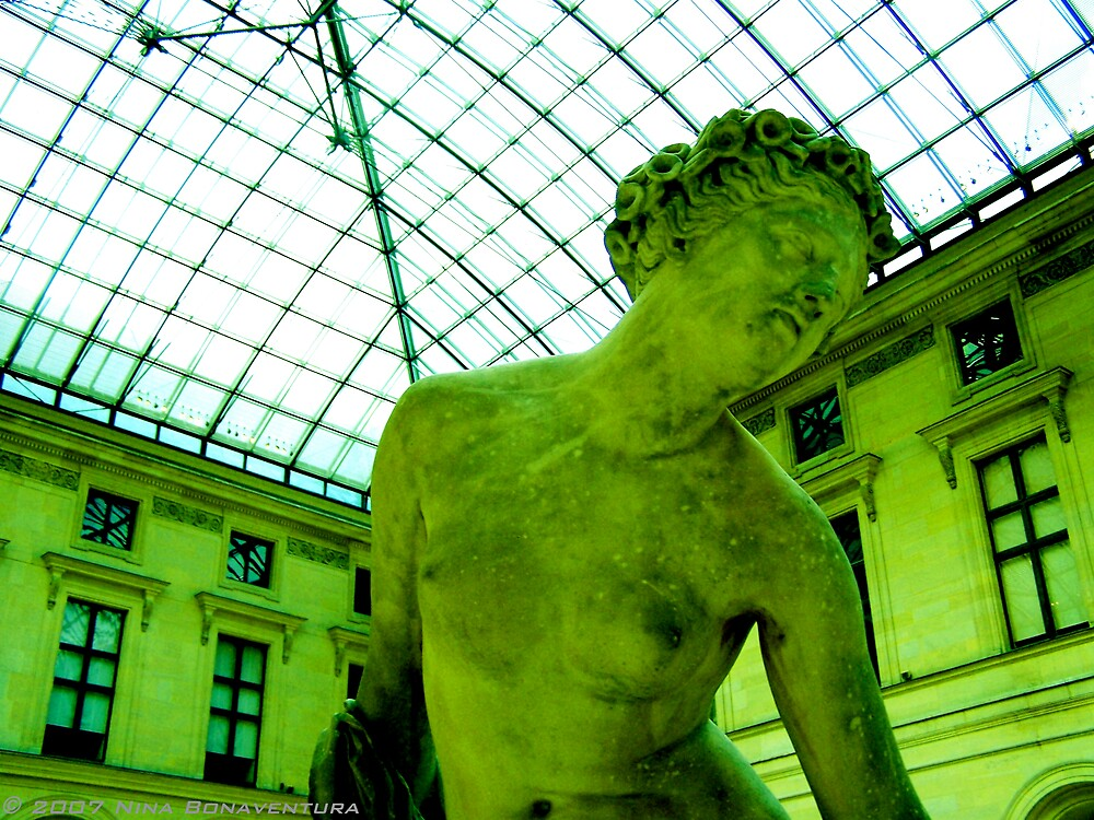 seeing green by NinaB